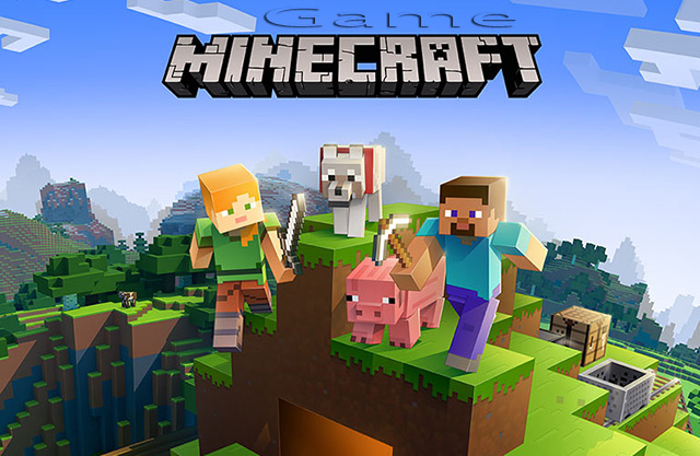 Keseruan Bermain Game Minecraft
