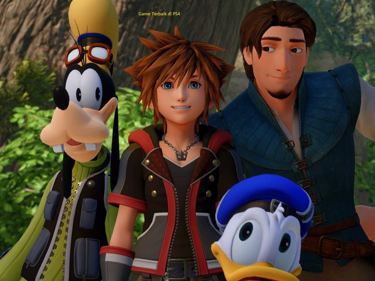 Game Terbaik di PS4